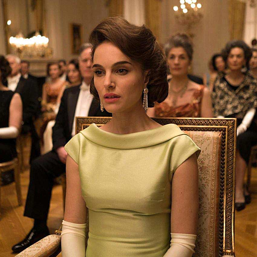 1 Jackie-best-fashion movies-on-Netflix