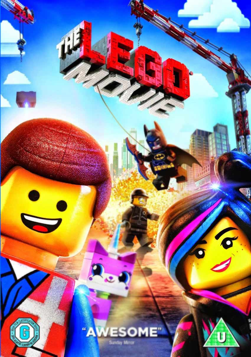 1 funny family best comedy movies animated Lego Movie