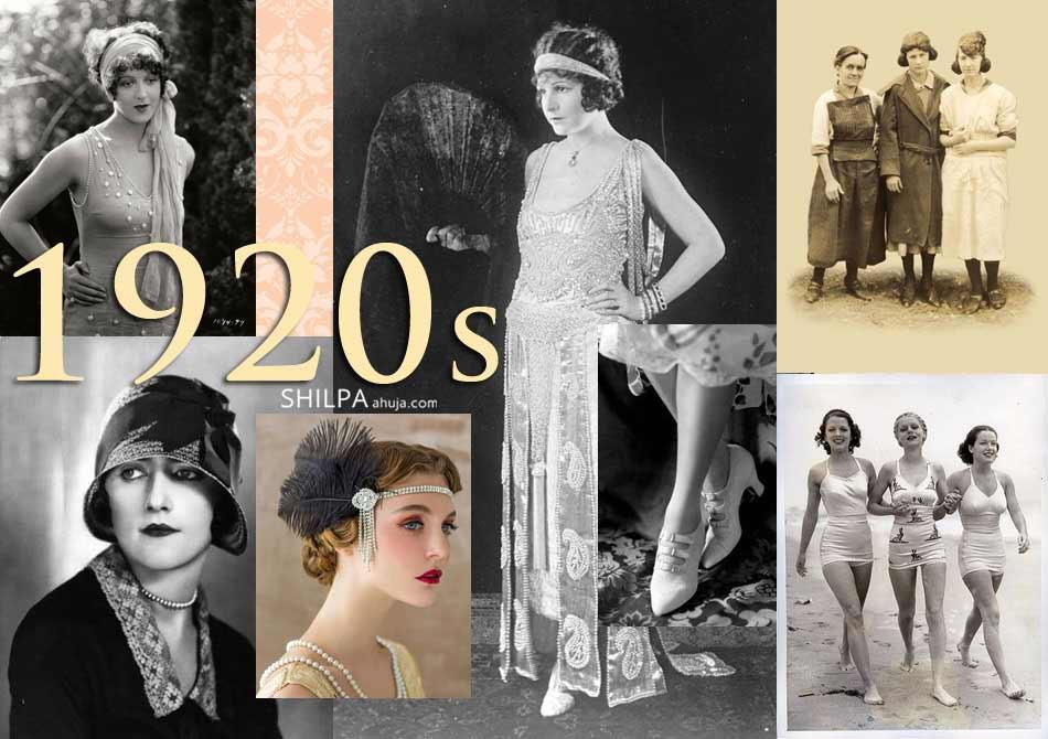 1920 fashion evolution timeline