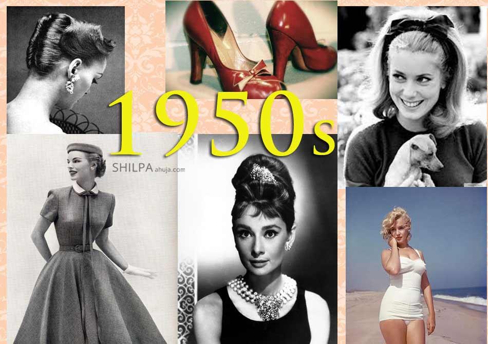 1950 evolution of fashion