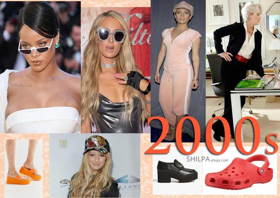 2000s fashion evolution timeline