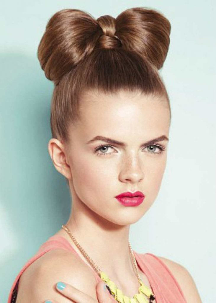 cute and cool hairstyles for college girls