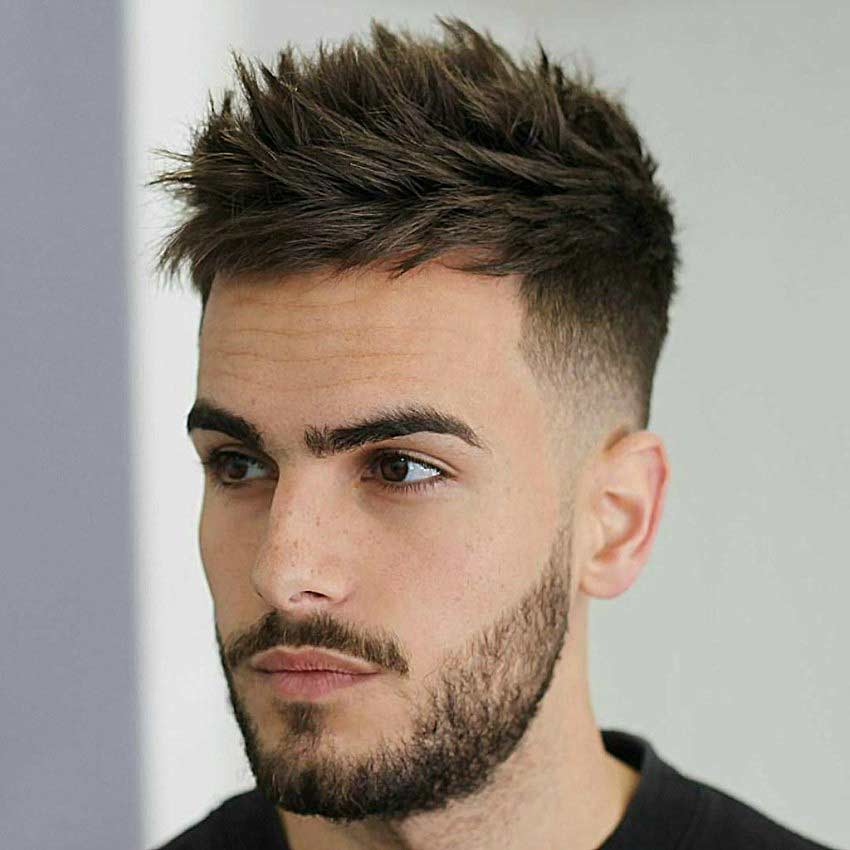 haircut names for male with names