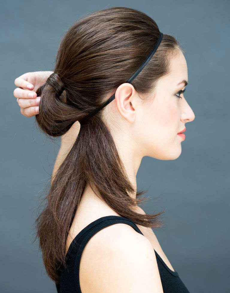 easy hairstyles lazy beginners can copy