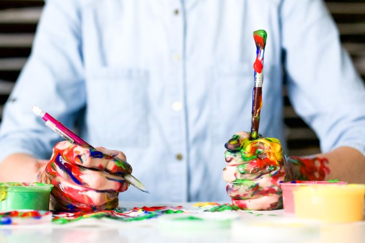 Paint your creation with_SID