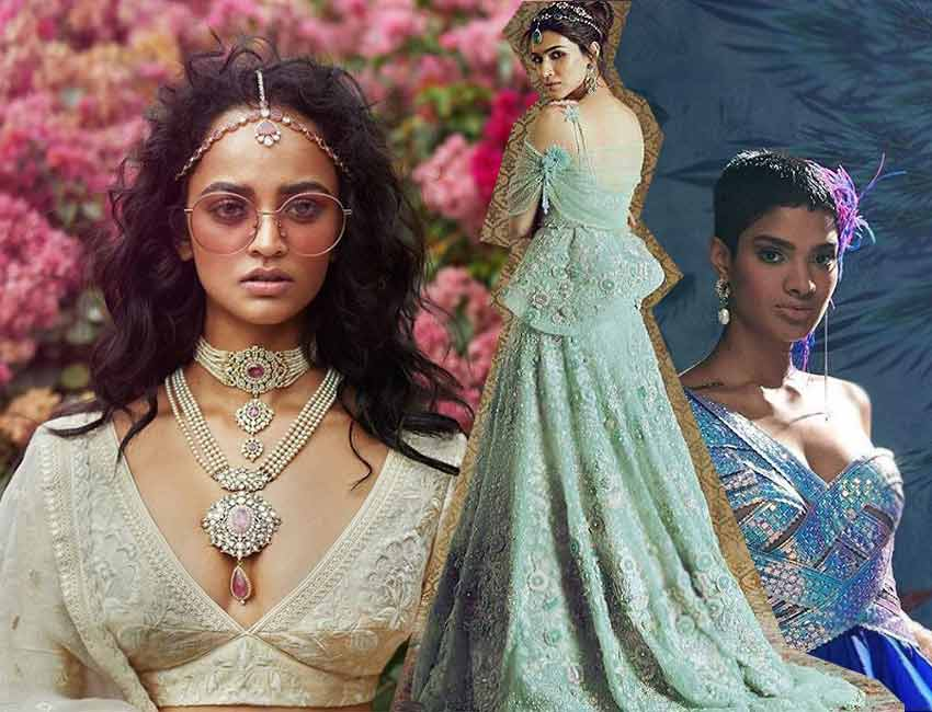 Sabyasachi Tarun Tahiliani shantanu nikhil indian fashion trends 2020