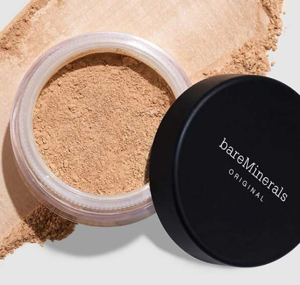 mineral foundation for sensitive skin