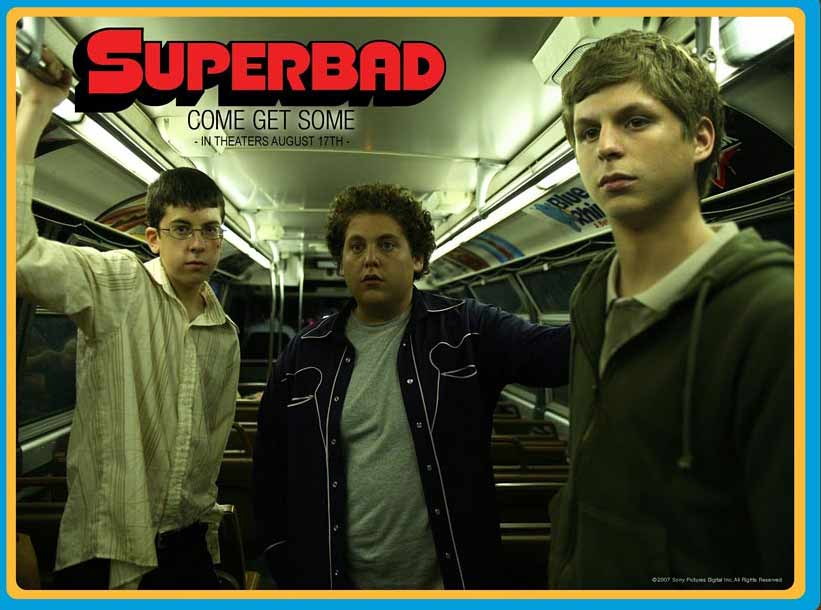 best comedy movies guys men -superbad
