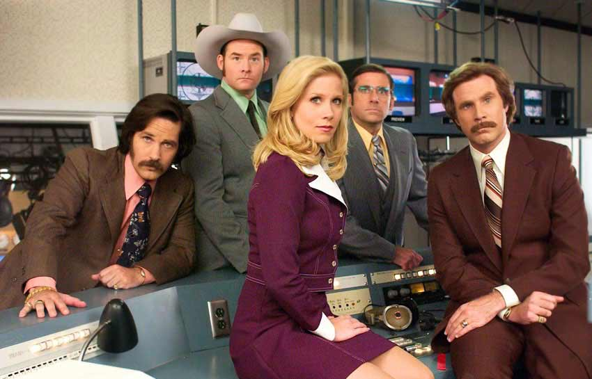 -best comedy movies hollywood anchorman