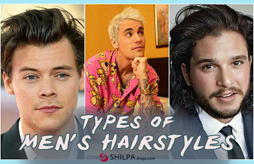 types of haircuts for men cool hairdos for men to try 2020