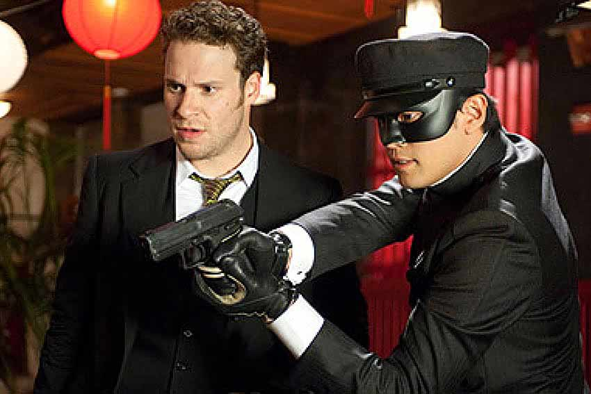 funny best comedy movies the green hornet