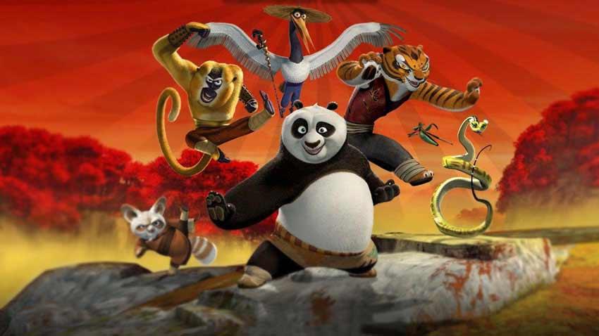 hollywood best animated movies kungfu panda