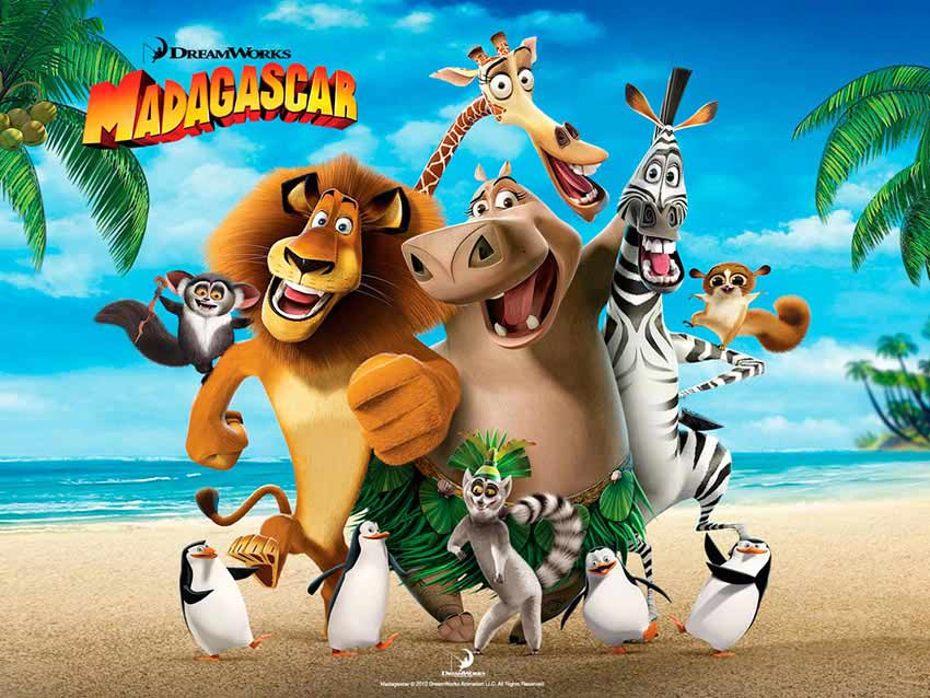 madagascar_disney best animated-popular comedy movies