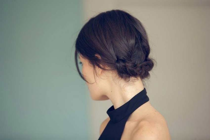 easy summer updo hairstyles for
