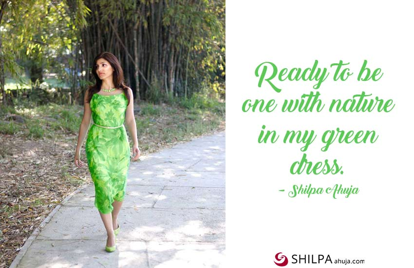 green-dress-quotes-for-instagram-nature ig captions