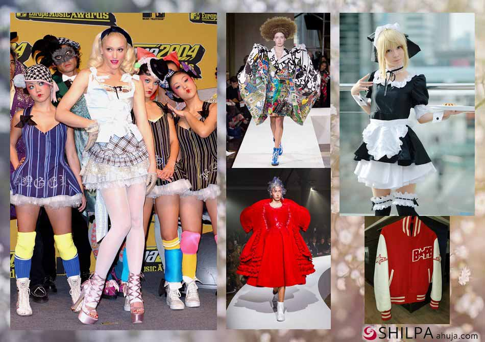 japanese fashion international influence