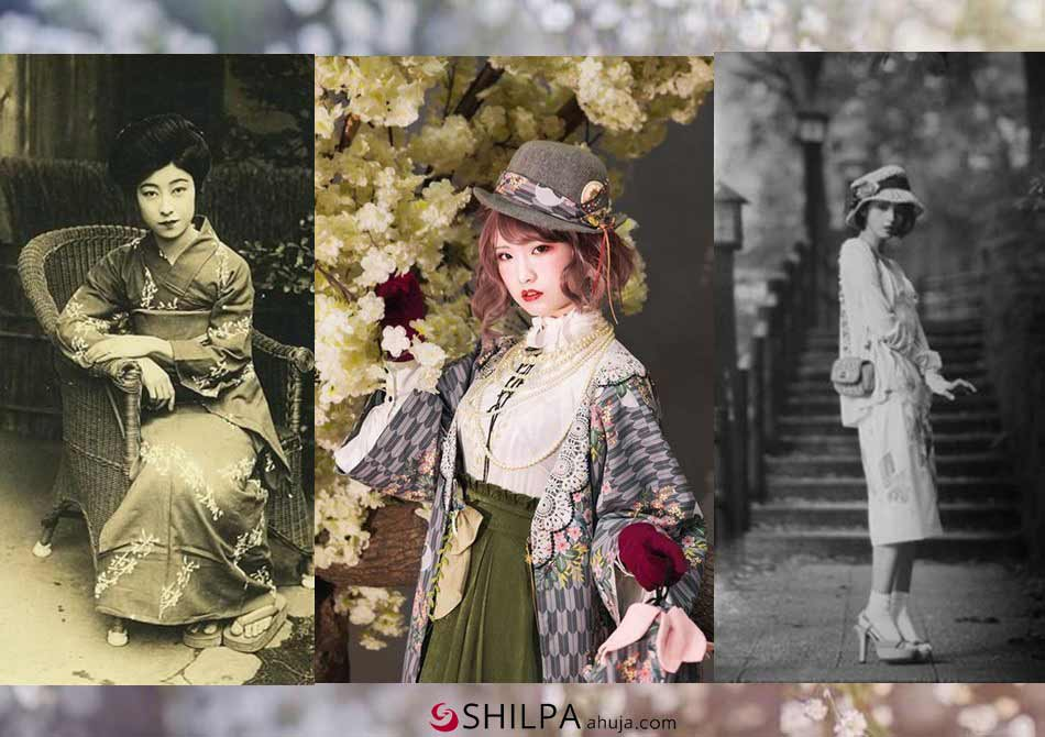 japanese fashion taisho period