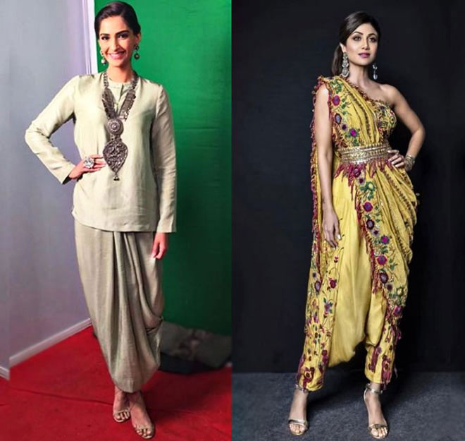 types of indian wear-dhoti-traditional-and-modern