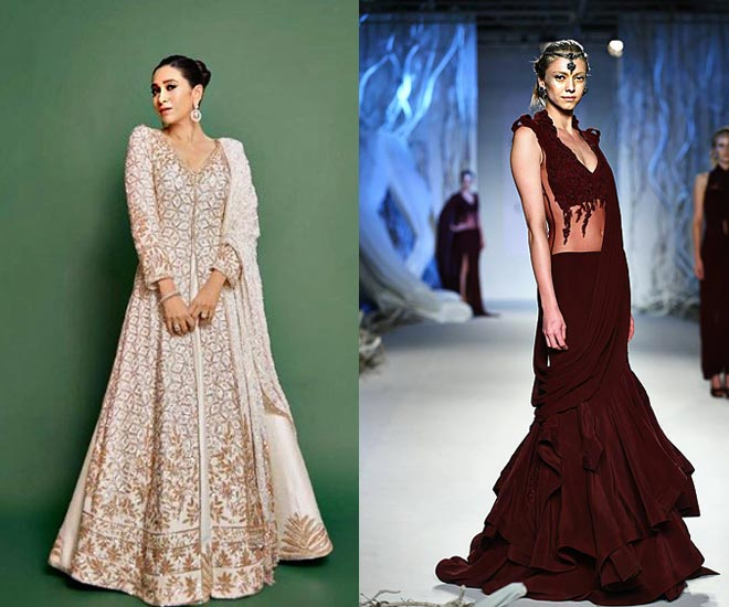 indian-gown-types of indian wear