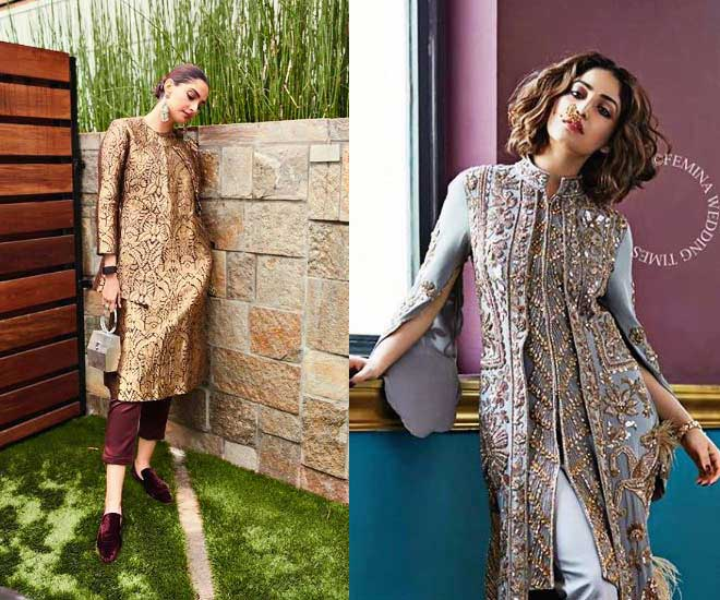 women-sherwani-types-of-indian-wear