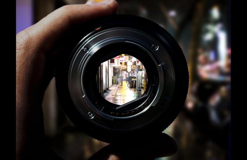 media faculty career path camera