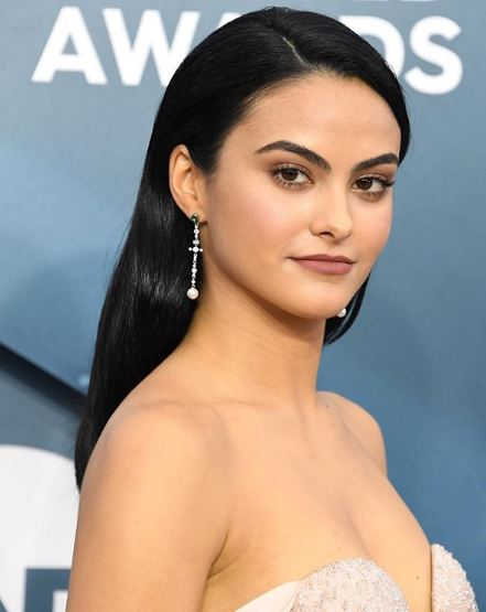 Camila Mendes hair color trends 2020