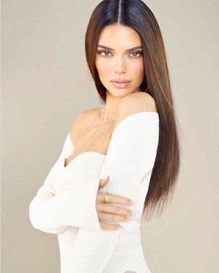 Kendall Jenner hair color trends 2020