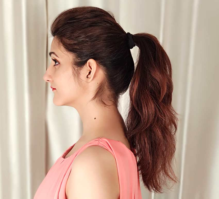 How-To-Tease-Your-Hair-pouf-poofy-hairstyle-bouffant-shilpa-ahuja