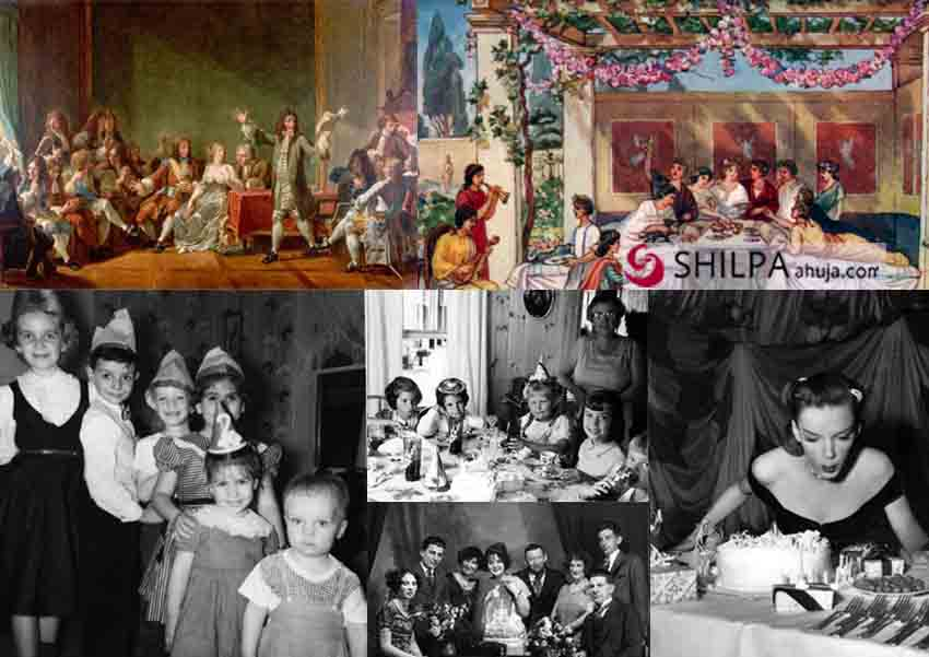 Parties-gatherings-old-times