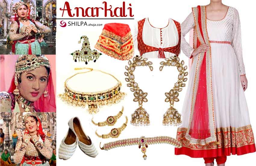Madhubala – Anarkali (Mughal-E-Azam)