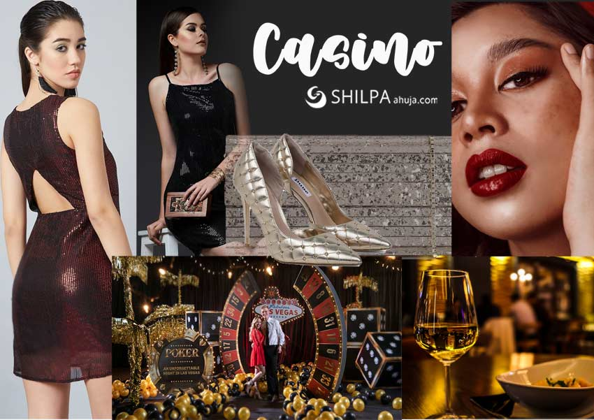 casino-anniversary-theme-party-shimmer-dressup-red-black-golden-decor