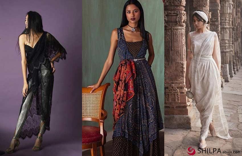 shantanunikhil-ritu-kumar-tarun-tahiliani-drape-kurta-trend