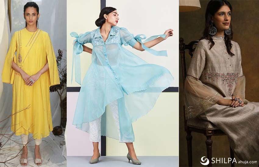 kurta-sleeve-trends-2020-sue-mue-anju-modi-anita-dongre