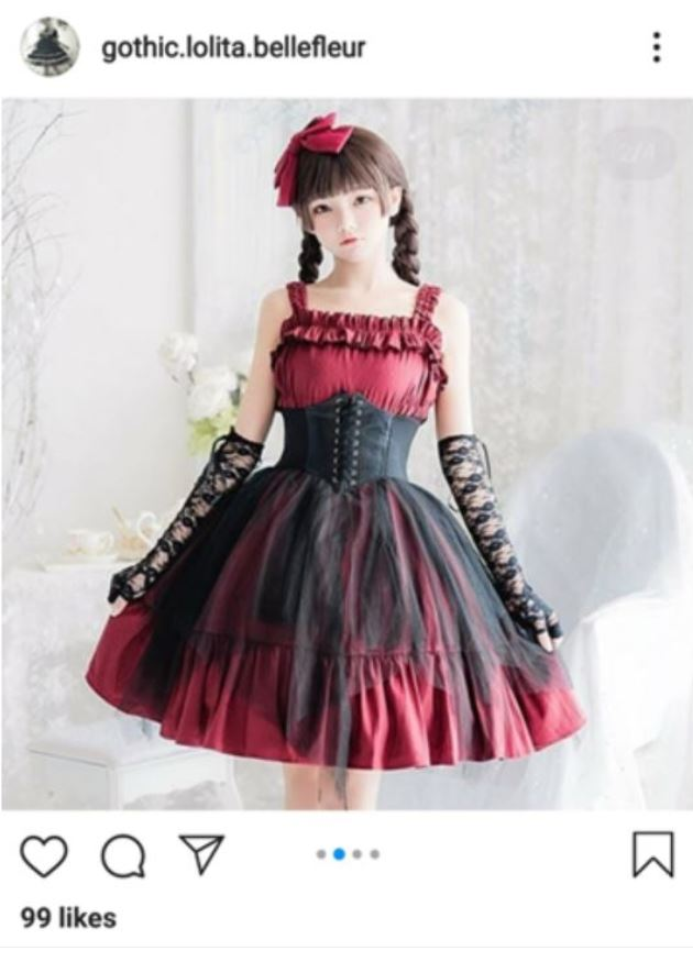 gothic-lolita-types-of-goth-fashion