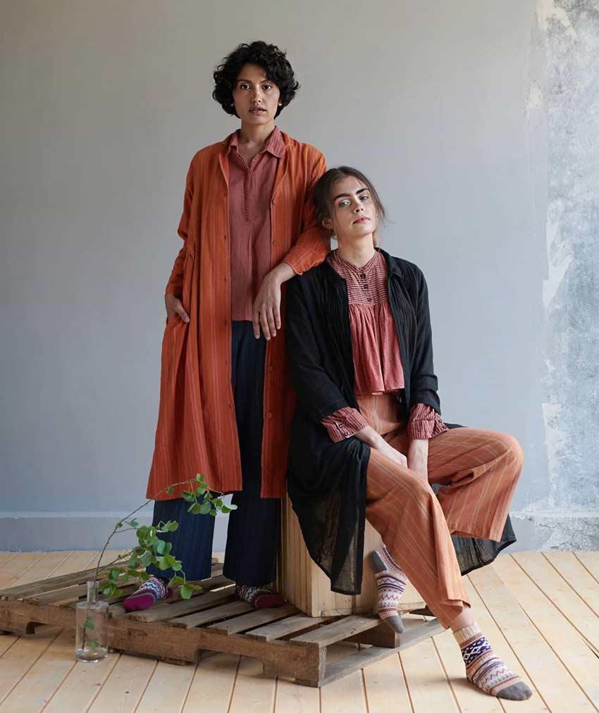 Indigene casual wear sustainable fashion brands