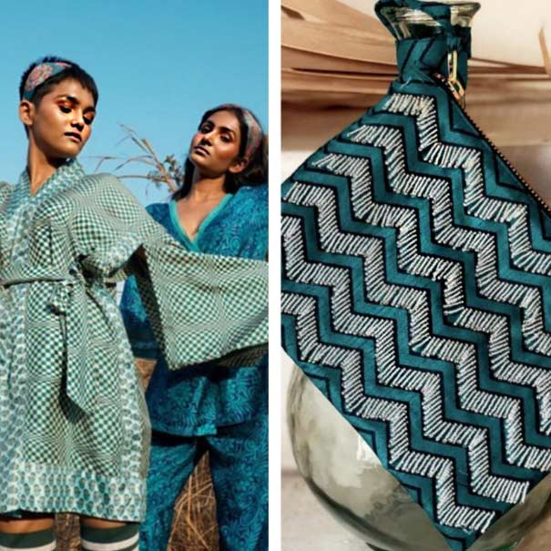 I was a sari top sustainable fashion brands