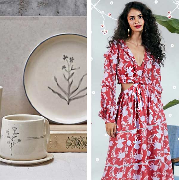 Jodi home decors gown sustainable brand