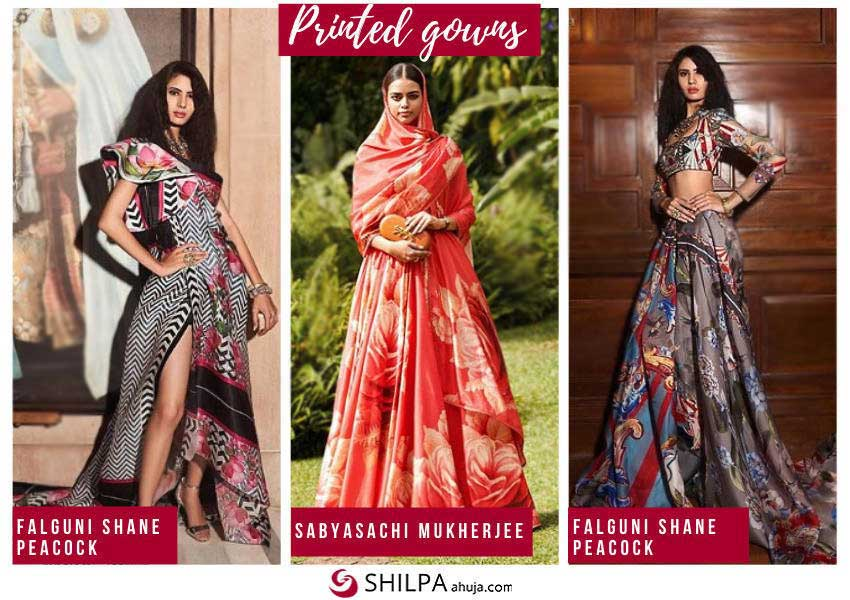 latest-indian-ethnic-wear-printed-gowns-fusion-fashion-trends