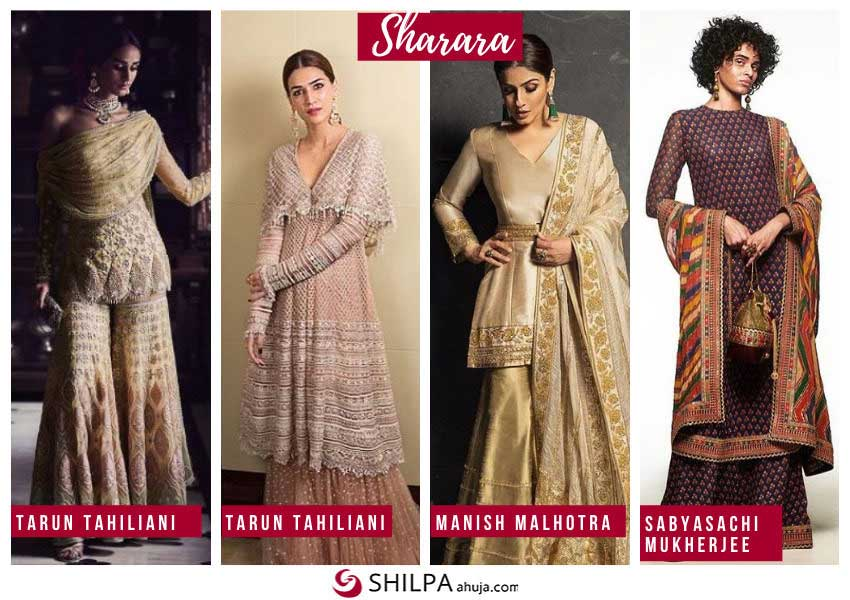 latest-indian-ethnic-wear-trends-shararas-suits