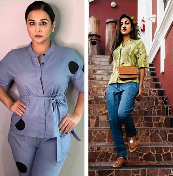 Maatiby Neha Kabra collection sustainable fashion