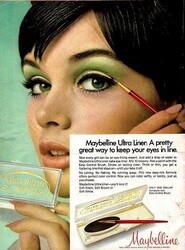 70s makeup beauty looks disco bold eye maybelline