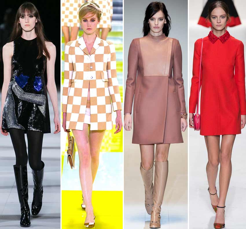 Mod-Look-runway-images-60s-style