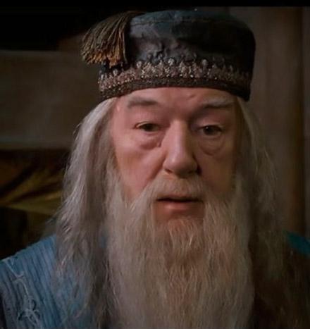 albus dumbledore harry potter infj personality type