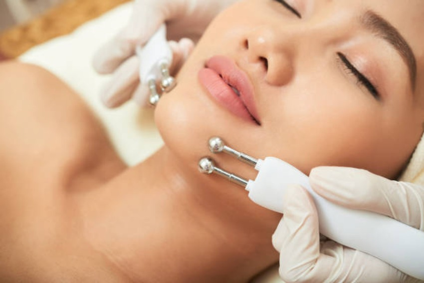 galvanic-types-of-facial-for-skin