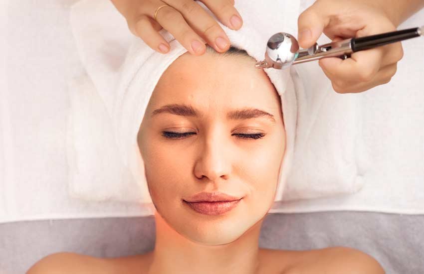 oxygen-facial-types-of-skin treatment names