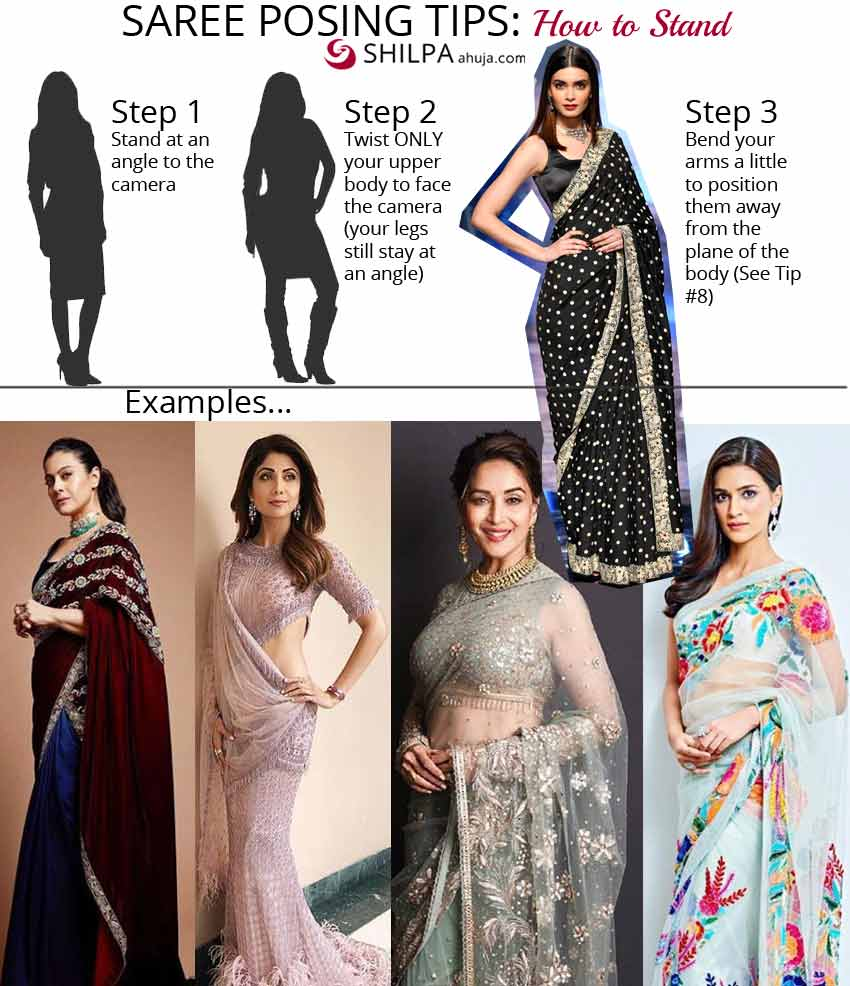 saree-posing-tips-how-to-stand-kaise-pose-karien