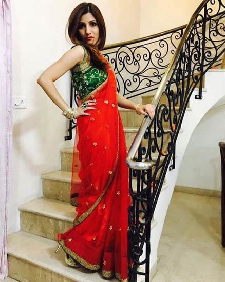 shilpa-ahuja-saree-pose-how-to-tips-sari-ig