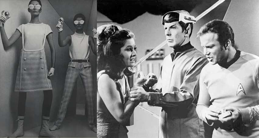 space(L to R):-age-fashion-1960s-star-trek