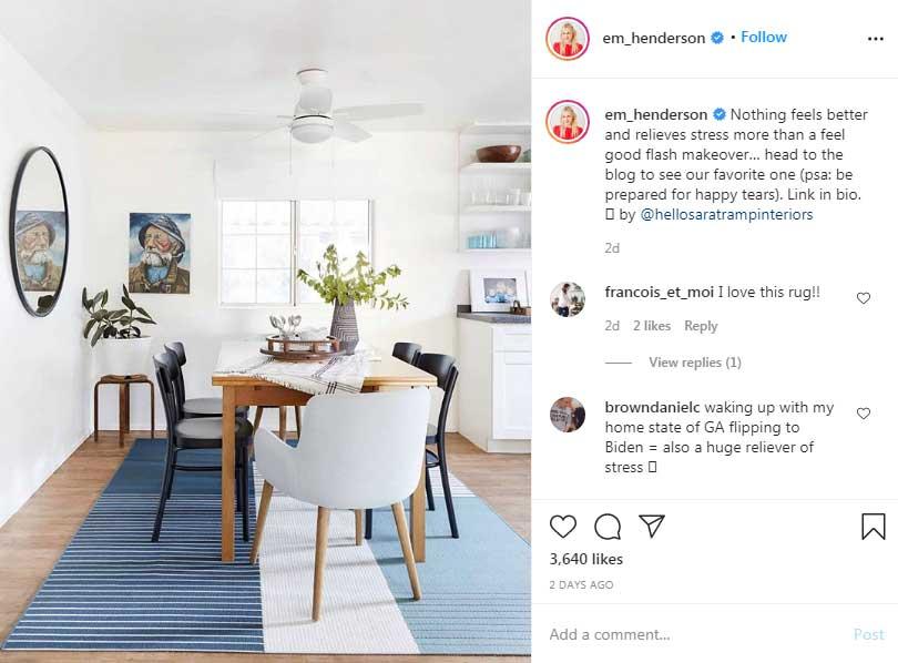 Emily- Henderson-best-home-decorator-of-instagram
