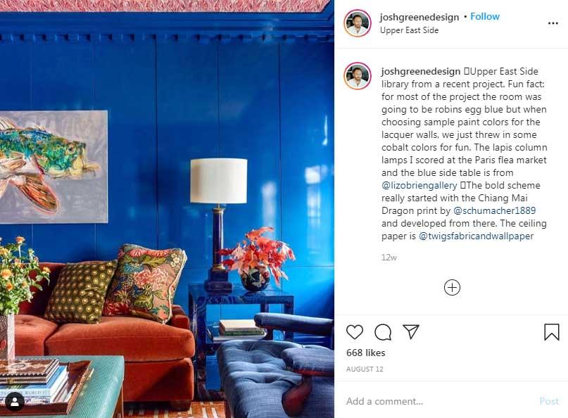Josh-Green-best-home-decor-instagram
